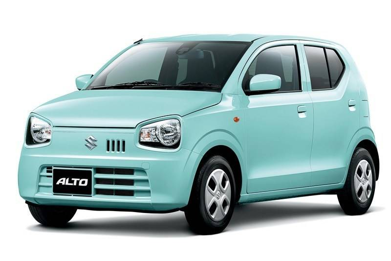 Suzuki Alto 2021 General Features