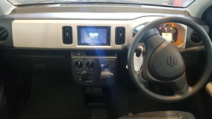 Suzuki Alto 2021 Interior