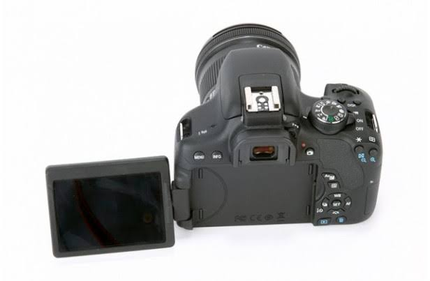 Canon 750D Camera Features