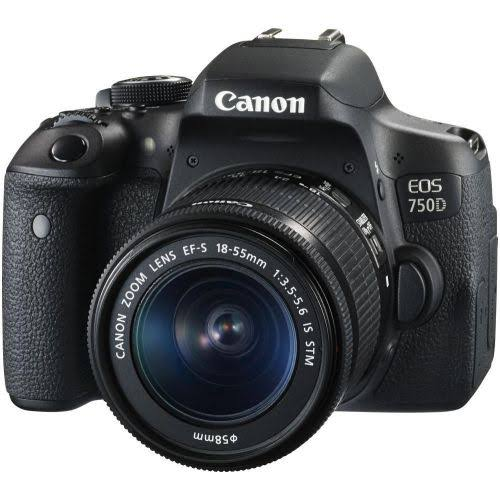 Canon 750 D Lens in Pakistan